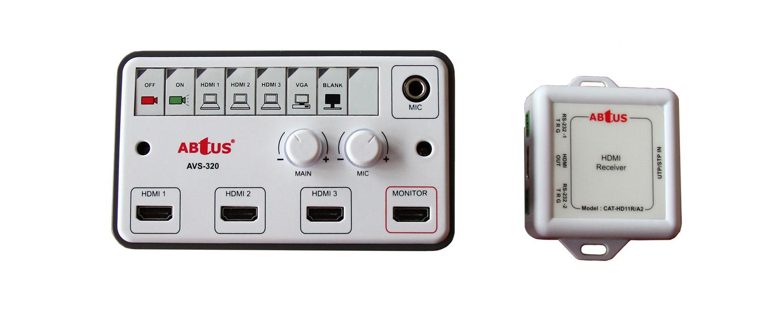 Caja de Control AV Abtus