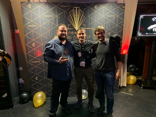 "Premio ""Best performing award 2019"