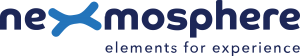 Logo Nexmosphere elements for experience